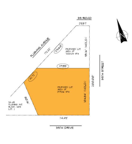 Land Preliminary Lot